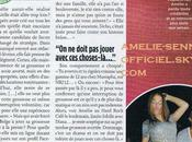 l'Article Closer Amélie touche fond