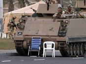 Libye: chut, Mouammar Kadhafi