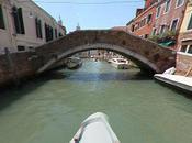 Navigation virtuelle Venise