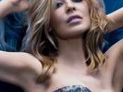 Kylie Minogue: premières images concert