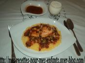 Couscous semoule maïs saumon (abadaze)