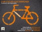 vélo écolo responsable altermundi up-cycled