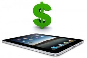 La formule secrète d'Apple pour le prix de son iPad