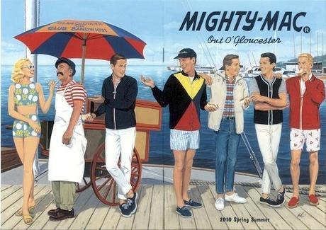 Mighty-Mac – Lookbook par Hiroshi Watatani