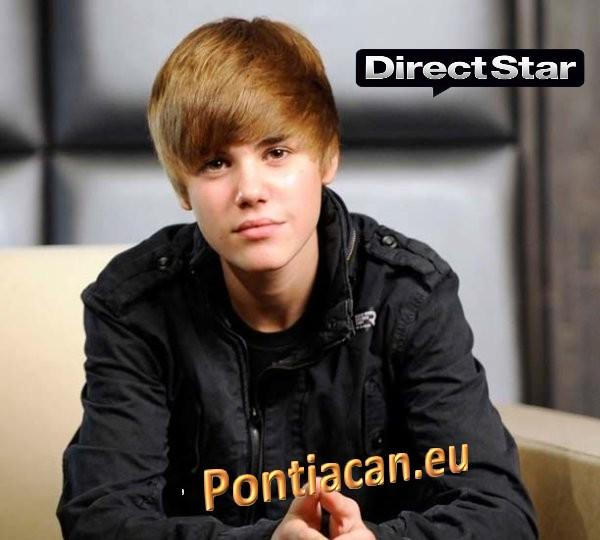 Justin Bieber : Demain 23/02/2011 sur Direct Star !