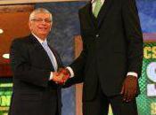 Serge Ibaka, premier africain participé Slam Dunk Contest