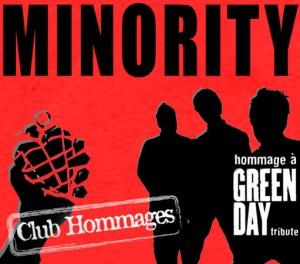 Hommage à Green Day : Minority