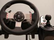 Volant Logitech test