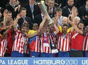 Ligue Europa 2011 programme 8eme finale mars