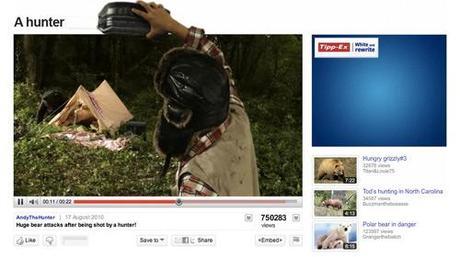 Publicité youtube pour Typp-ex