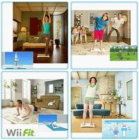 screenshot wii fit