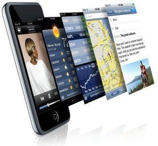 iPod Touch : jailbreak 1.1.3 et applications iPhone