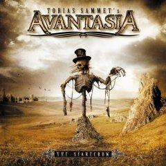 avantasia the scarecrow album cd dvd