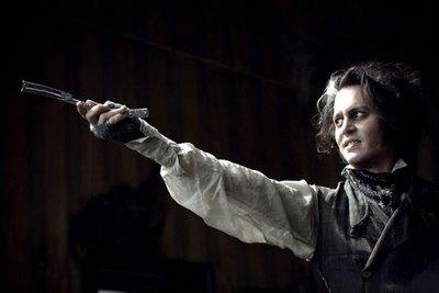 Sweeney Todd: The Demon Barber of Fleet Street - Johnny Depp