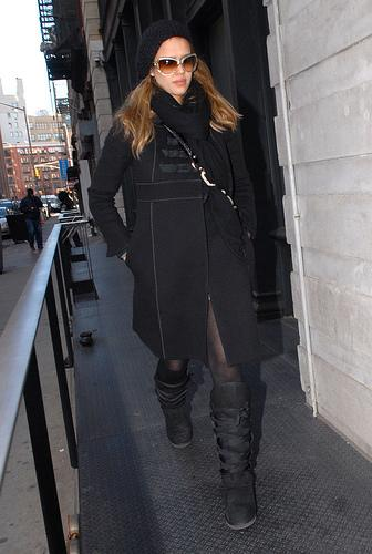 Jessica Alba Cash Warren Manhattan