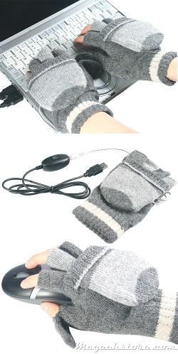 Vous avez froid à vois petites mains de geek?