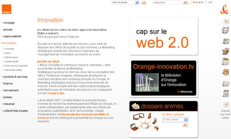 innovation orange