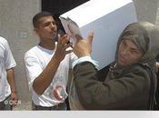 Rafah, dénuée tout