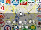 Beppe Grillo Randonnée Politique Rome