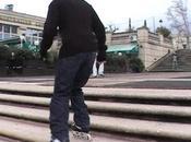 Monter escalier roulant dans marches
