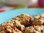 Cookies très moelleux noisettes confiture lait