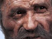 nouveau visage Ötzi