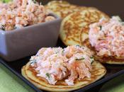 Rillettes saumon ciboulette