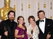 Oscars 2011 photos gagnants