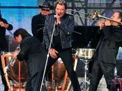 Johnny Hallyday dates tournée 2012
