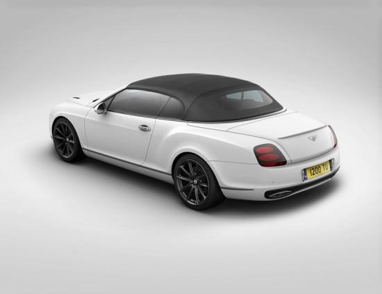 Image bentley supersports isc convertible 3 550x423   Bentley Ice Speed Record Convertible