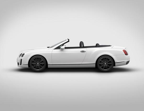 Image bentley supersports isc convertible 4 550x422   Bentley Ice Speed Record Convertible