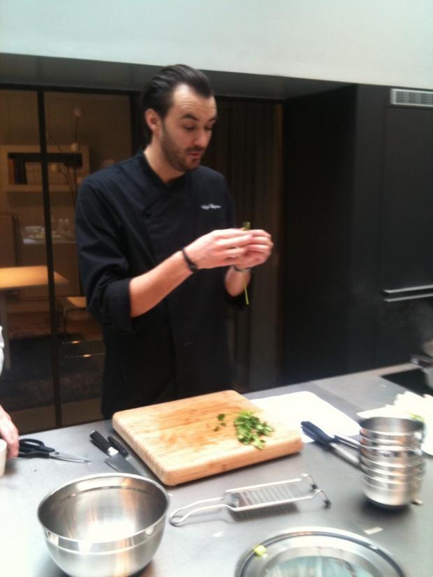 Jai Testé Les Cours De Cuisine De Cyril Lignac Paperblog - Cours de cuisine paris cyril lignac