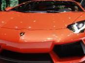 Lamborghini Aventador 700-4