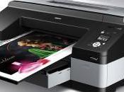 Test l'imprimante Epson Stylus 4900