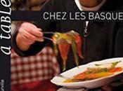table chez Basques