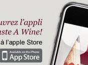 Taste wine Iphone