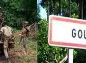 éléments armés s'attaquent cantonnement militaire Goudomp