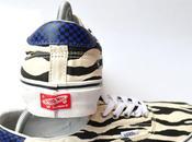 Supreme Vans zebra