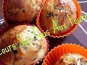Muffins flocons d'avoine, citron huile d'olive