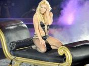 Britney Spears rythmes plus rock Femme Fatale