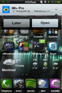 MobileNotifier – Les Notifications, Réinventées