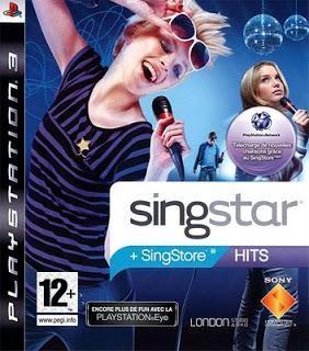 Test: Singstar Hits PS3