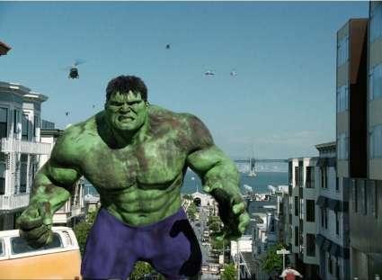 Mark Ruffalo vient de lire le script de The Avengers et