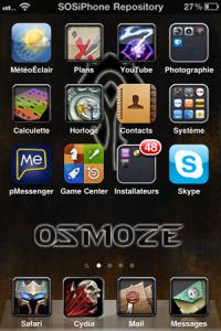 WOW Osmoze Theme – Un thème de World of Warcraft