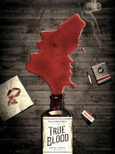 True Blood saison 4: première affiche, premier teaser, premiers spoilers