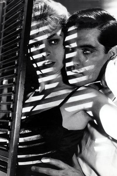 Janet Leigh et John Gavin. Collection Christophe L.