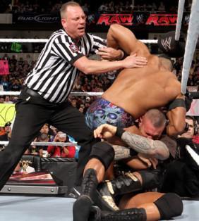 Nouveau revers pour les New Nexus de CM Punk