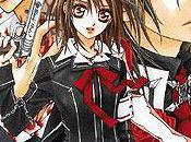 Infos Saga Manga Vampire Knight