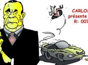 DESSIN PRESSE: rififi chez Renault