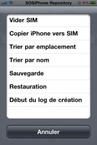SIManager – Version Française exclusive